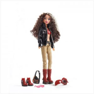 Fashion doll with accesories