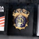 NYPD-Style-Chief of Internal Affairs TriFold money/cc Wallet (Badge Not Included