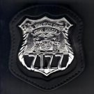 NYS Courts - Court Officer's Badge Cut-Out Belt Clip - (Badge Not Included)