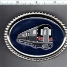 New York City Transit Subway Car Commemorative Belt Buckle