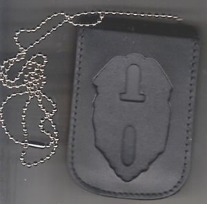 Blackington B-538 Badge & ID Card Neck Holder (Badge & ID Card Not Included)