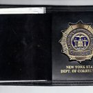 NYS Dept of Correctional Services Bi-Fold Money Wallet (badge NOT included) PF