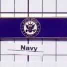 Fire Department - U.S. Navy Service Bar (screw Back)