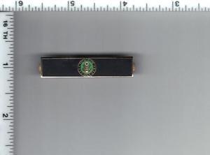 Sheriff's Department - U.S. Army Service Bar (military clutch Back)