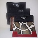 Miche Classic Black Bag w/Multiple Shells Inga Mikah Sarah plus Extra Handles