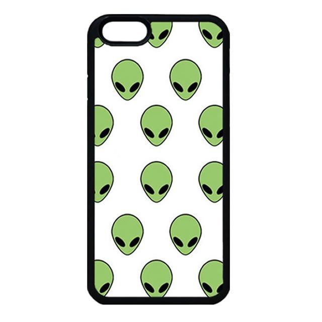 Alien Tumblr Grunge Pattern iPhone 7 Case, iPhone 7s Case, iPhone 7 Plus Case