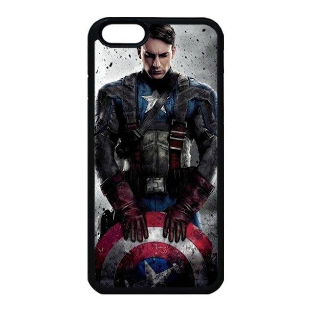 Captain America iPhone 7 Case, iPhone 7s Case, iPhone 7 Plus Case