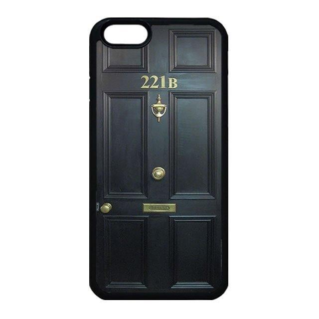 221 B Street Door iPhone 5 Case, iPhone 5s Case