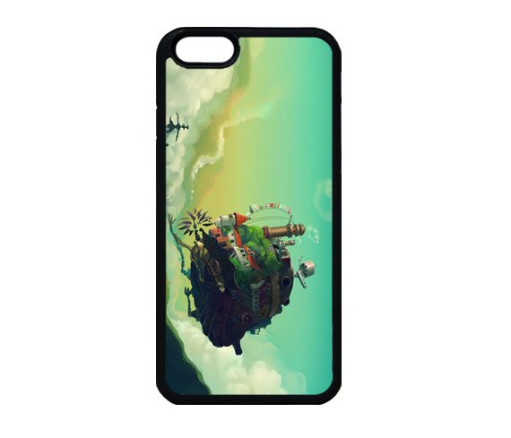 Howl's Moving Castle iPhone 7 Case, iPhone 7s Case, iPhone 7 Plus Case