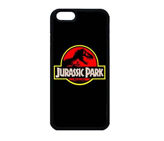Jurassic Park iPhone 7 Case, Dinosuar Jurassic World iPhone 7s Case,  iPhone 7 Plus Case
