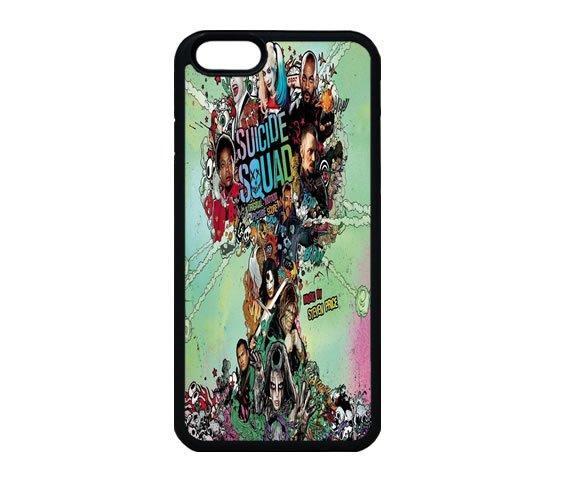 Suicide Squad Poster iPhone 7 Case, iPhone 7s Case,  iPhone 7 Plus Case