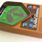2001 Mattel Electronics Handheld Battery Operated Baseball Game - Works