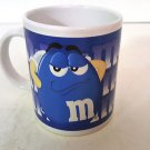 2002 Blue M&M Collectible Coffee Mug - Galerie