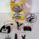 Flying Alien Sphere 3 Channel Infrared & Pilot Brand Storm V RC Helo - Bundle
