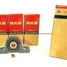 """NKB UCP201-08 1/2"""" Pillow Block Bearing - NIB"""