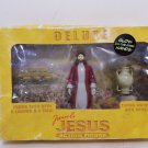 Deluxe Miracle Jesus Action Figure - Accoutrements # 11537 NIB Box - Box Damage