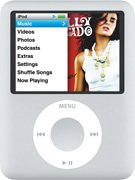 Apple 160GB iPod Classic Digital Media Player(Silver)