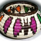 Wounaan & Embera Indian Woven Basket