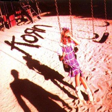 "$18 KORN ""KORN"" Hits CD $3 Ships + FREE Mix Rock Music CD !"