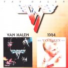 $22 Van Halen RARE IMPORT 2 ALBUM CD + Bonus Extra Rock Mix CD $3 Ship 2 CD's