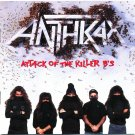 $17 Anthrax Attack Hits CD + Free Bonus Metalhead Rock Mix CD $3 Ships Two CD's