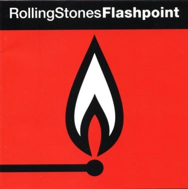 "$18 Rolling Stones ""Flashpoint"" Live Hits CD + Free Stone Mix CD $3 Ships U.S.A."
