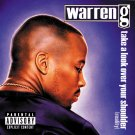 "$17 WARREN G ""Take a Look Over Your Shoulder"" Rap Hits CD + Free Bonus Rap CD !"