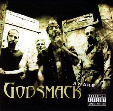 $18 Godsmack AWAKE Hits CD + Free Rock Mix Bonus CD $3 Ships 2 CD's Fast !