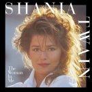 "$17 Shania Twain ""Woman in Me"" Country Hits CD  + Free Bonus CD = $3 Shipping !"