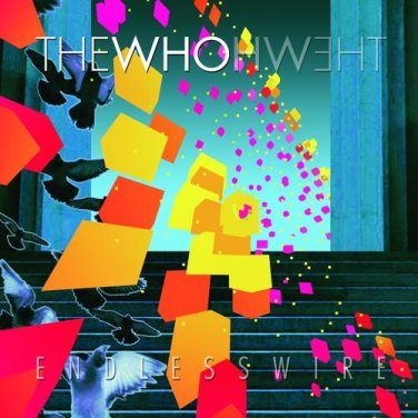 $24 The WHO Endless Wire CD + DVD Free Bonus Classic Rock Mix CD $3 Ships