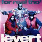 "$16 Levert ""For Real Tho'"" Soul CD + Bonus Mix CD & $2 Ships the Hits"