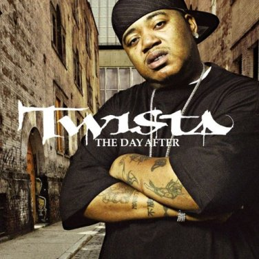 "$17 Twista ""The Day After"" Dirty Version Party Rap CD + Free Bonus Rap Mix CD !"