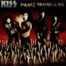 "$16 KISS ""Smashes"" CD +  Free Bonus KISS Mix CD $3 Ships 2 CD's !"