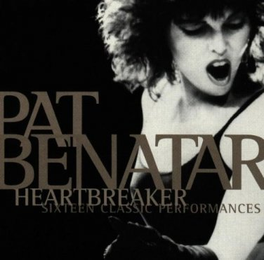 $15 Pat Benatar 16 Classics Hits CD + Free Bonus Rock CD - $3 Ships 2 CD's USA !
