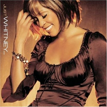 "$17 Whitney Houston ""Just Whitney"" CD + Bonus Mix R&B Music CD $2 Ships U.S.A."