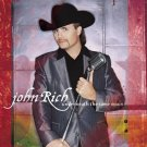 "$16 John Rich ""Underneath the Same Moon"" Country Hits CD + Free Mix Hits CD !!!"