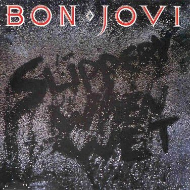 "$16 Bon Jovi ""Slippery When Wet"" ALL HITS CD + Free Bonus Easy Rock Mix CD !"