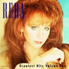 "$17 ""Reba"" Greatest Hits Vol 2 Country Hits CD  + Free Bonus CD = $3 Shipping !"