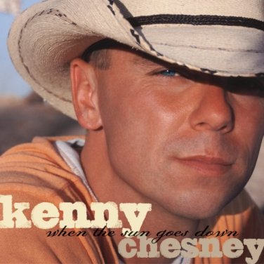 """$18 Kenny Chesney """"When the Sun Goes Down"""" Hits CD + Free Bonus Country Mix CD"""