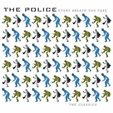 "$17 POLICE ""Every Breath You Take: The Classics"" Hits CD + FREE Bonus Rock Mix !"