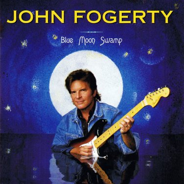 "$17 John Fogerty ""Blue Moon Swamp"" Hits CD $3 Ships + FREE Mix Rock Music CD !"