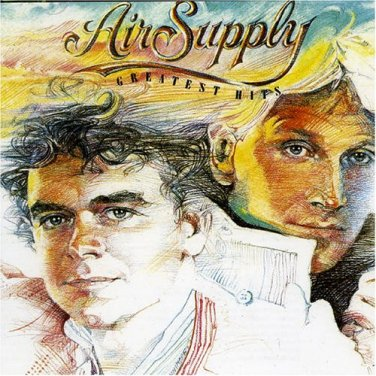 "$17 AIR SUPPLY ""Greatest Hits"" - A MUST HAVE - + FREE BONUS MIX CD $3 SHIPS USA"