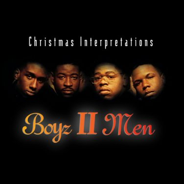 "$16 Boyz II Men ""Christmas"" Hits CD + Free Bonus Mix R&B CD $3 Ships 2 CD's !!!"