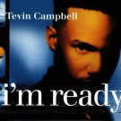 "$17 ""I'm Ready"" by Tevin Campbell Soul Hits CD + Free Bonus R&B Mix CD $3 Ships"