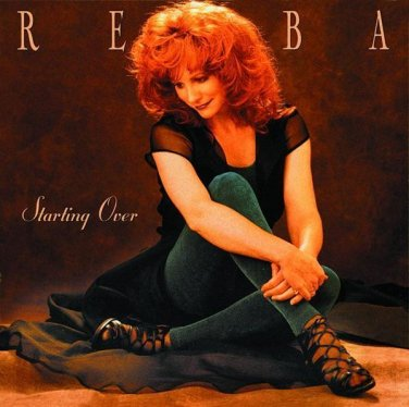 "$16 Reba McEntire ""Starting Over"" Country Hits CD + FREE BONUS MIX CD $3 Ships 2"