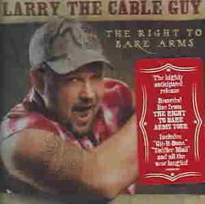 $17 Larry the Cable Guy Comedy CD + Free Country Music/Comedy CD $3 Ships Two CD