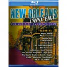 "$22 New Orleans Concert: ""Music of America's Soul"" NEW Blu Ray DVD + Free MIX CD"