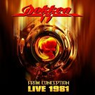 "$17 DOKKEN CD - ""LIVE CONCEPTION 1981"" $3 Ships + FREE METAL ROCK MIX CD !"