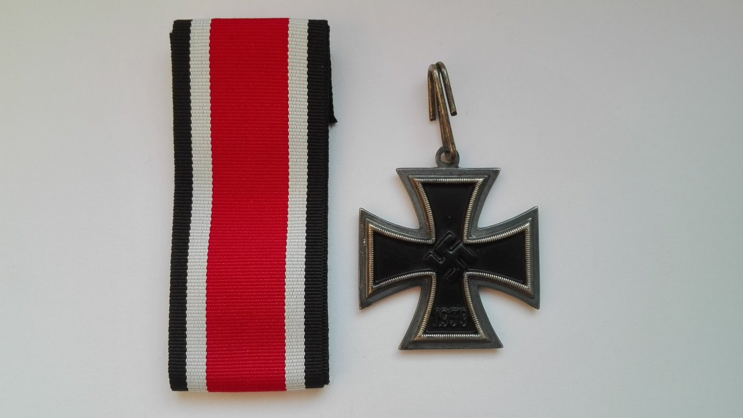 WWII GERMAN KNIGHT�S CROSS OF THE IRON CROSS