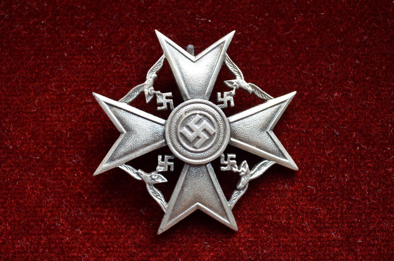 WWII THE GERMAN SPANISH CROSS